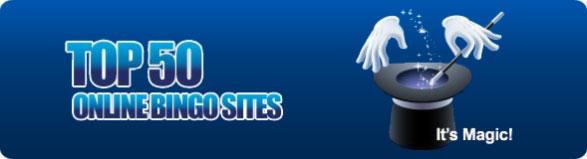 Top 50 Online Bingo Sites