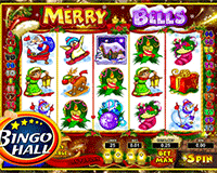 BingoHall Slot Game
