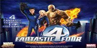 Fantastic 4 Four Slot