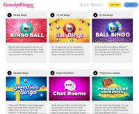Gossip Bingo Games