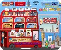 redbus Bingo lobby