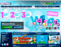 betfred bingo Home page