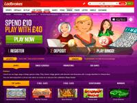 ladbrokes bingo homepage