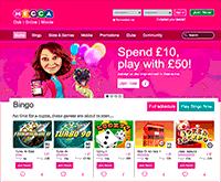 slot free mecca bingo