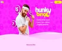 Hunky Bingo index