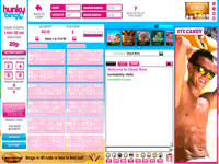 Hunky bingo Game