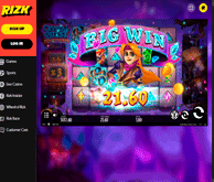 Rizk Casino Slot Game