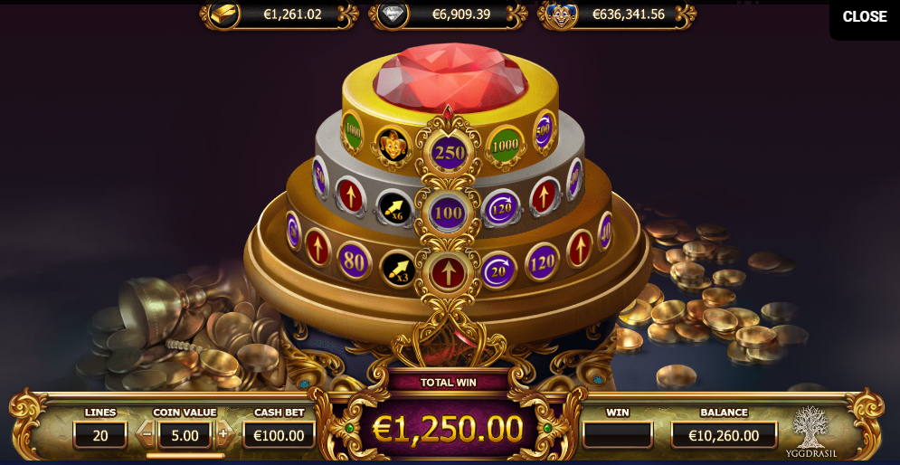 How to play Empire Fortune Slot