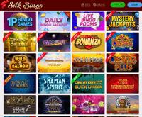 Silk Bingo Games