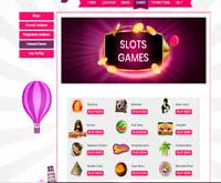 bid bingo slots screenshot