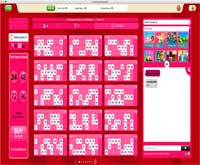 silkbingo preview game screenshot