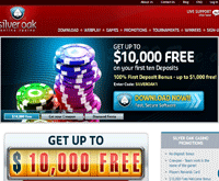 Silver Oak Casino Promotions
