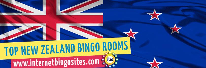 Top New Zealand Bingo Rooms