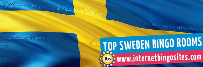 Top Sweden Bingo Rooms