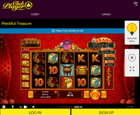 Club Player Casino Slot Game