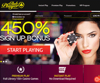 Club Player Casino Homepage