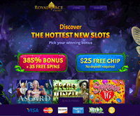 Royal Ace Casino Exclusive promotion