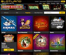 Slotland casino Games