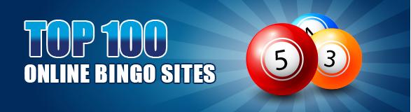 Top 100 Online Bingo Sites Banner
