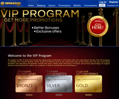 winaday casino vip program