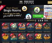 Vegas Crest Casino Page