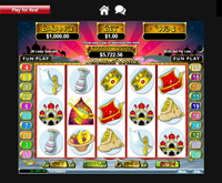 red dog casino slot game