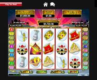 red dog casino slot game