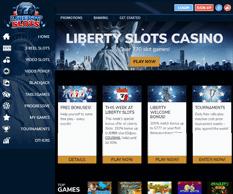 Liberty Slots Promotions