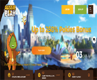 aussie play home page