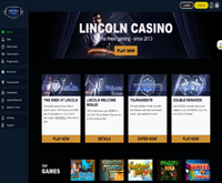 lincoln casino promotions