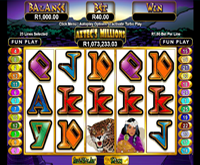 punt casino slot screenshot