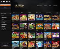slots empire lobby