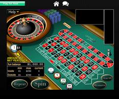 Uptown Pokies Casino Roulette