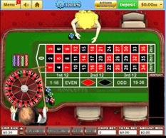 Bingo Cafe Roulette