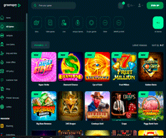 Greenspin Bet Games