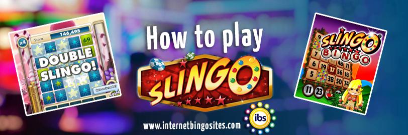 How to play slingo