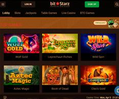 BitStarz Games