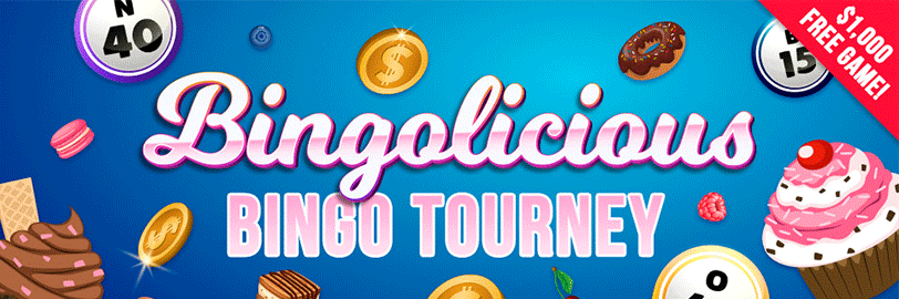 BingoSpirit Bingolicious Tourney