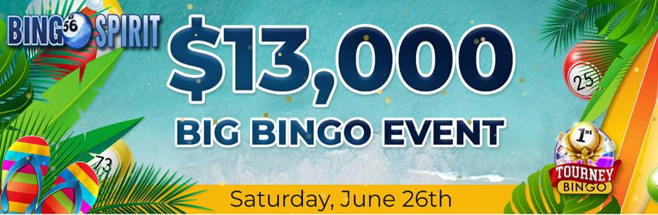 Bingo Spirit Casino News