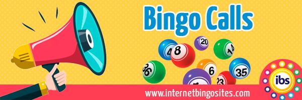 Bingo Calls 1-90 Internet Bingo Sites
